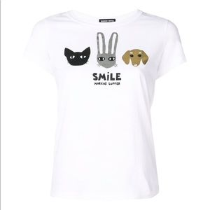Markus Lupfer Smile Collection Tee